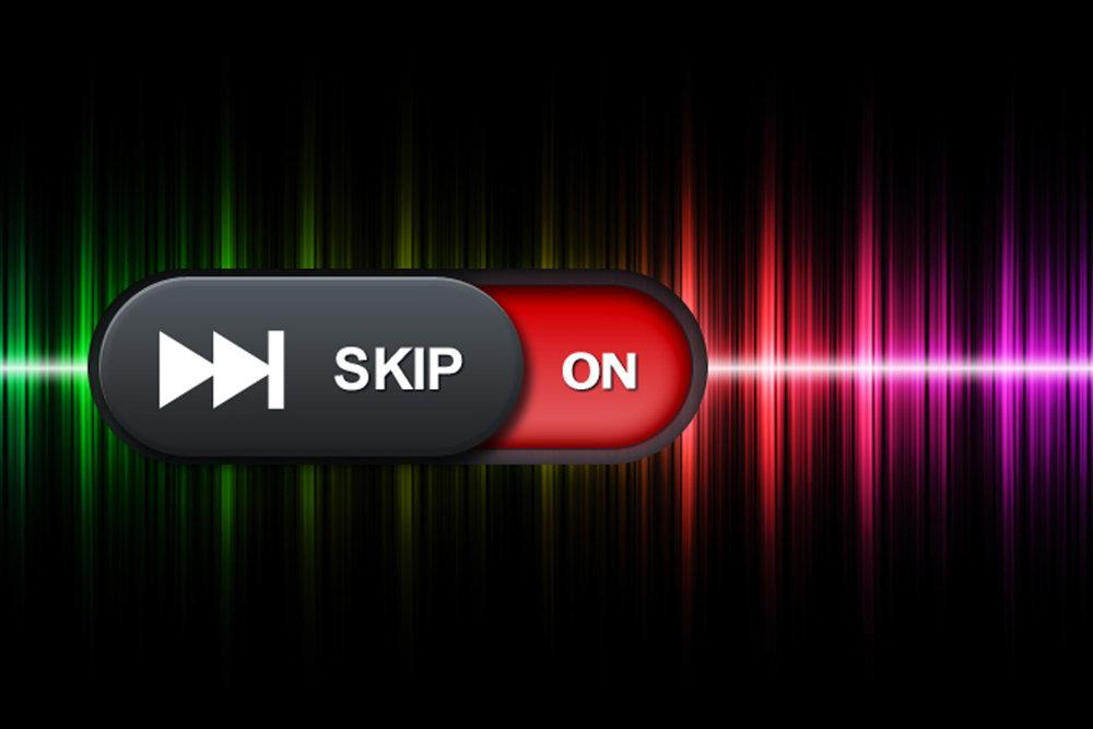 Produktion von skip-baren und personalisierten Audiostreams -