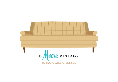 Logo for B. Moore Vintage