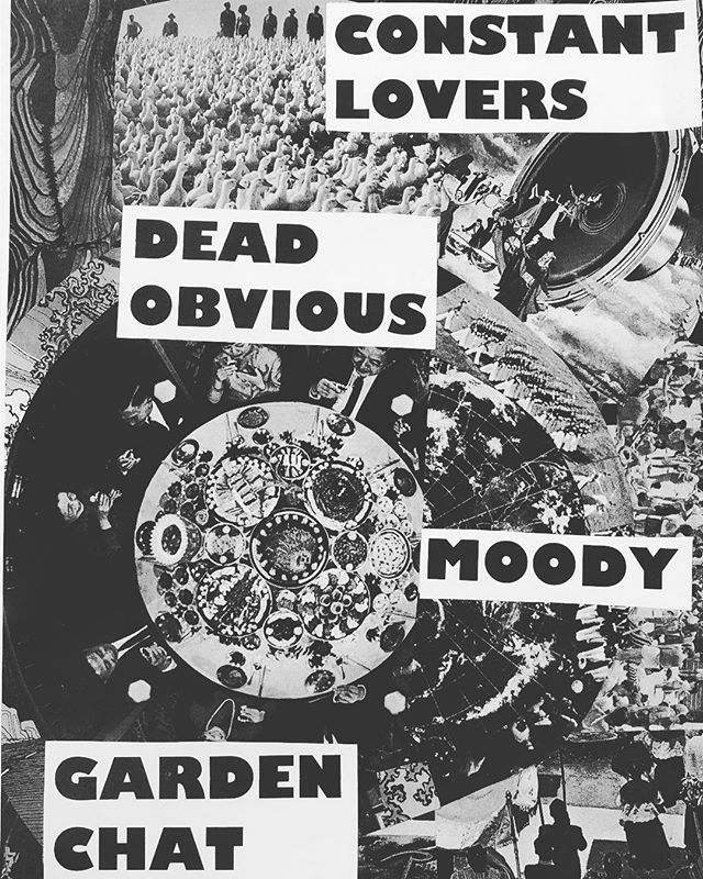 Ever want to see Constant Lovers on a big beautiful stage in a big beautiful room with a big beautiful sound system? Tomorrow is your chance! 1/17/2019 Bring everyone you know!! @almamatertacoma @achatinthegarden @deadobvious 🥳🧜🏼‍♂️🍾👁🎷🎸🥁🚀