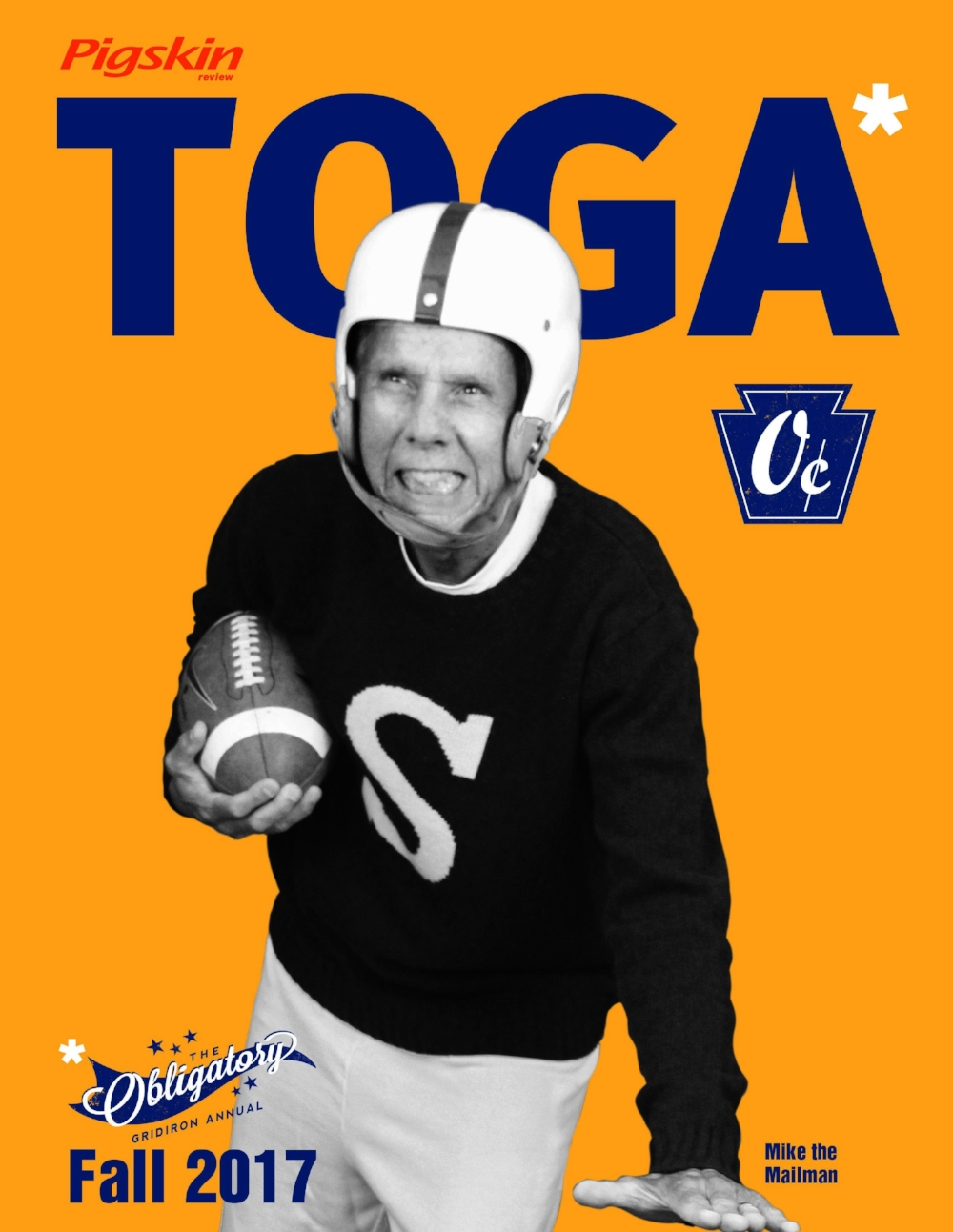 TOGA PSU Football Magazine