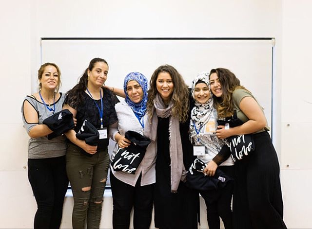 Grateful to have been a part of loving refugees in Lebanon. These are just a few of the women whom @_thebeyondproject trained in hairdressing and cosmetology. It was wonderful to witness these women getting to take classes and having the opportunity to provide for their families. Keep loving people, keep building bridges, keep saying yes. Thank you @lindseyboice for the photos!