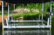 4 - Pontoon Cradle