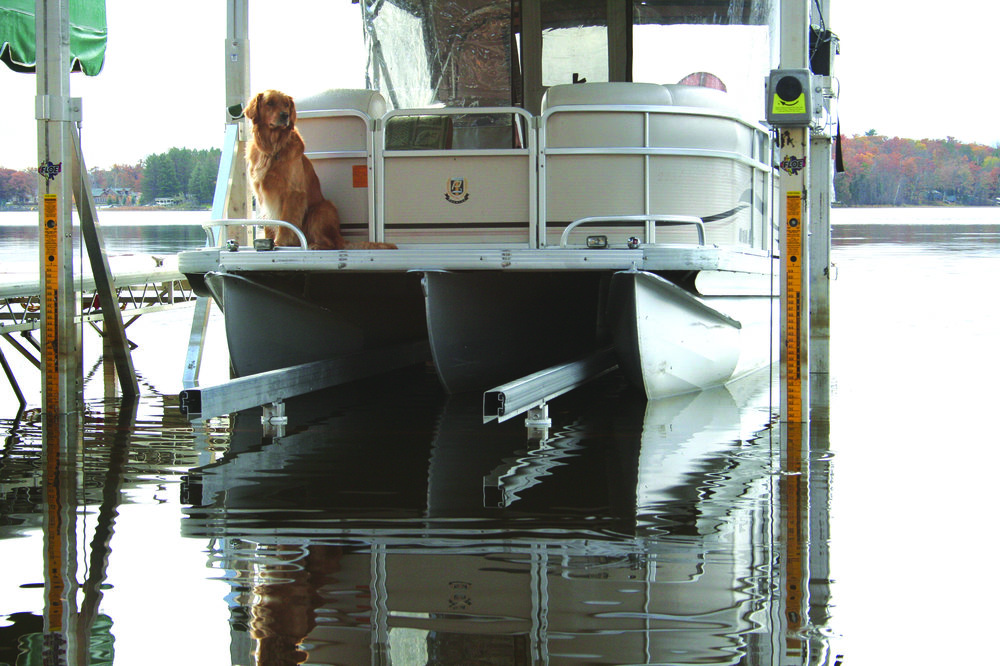 Pontoon Guide Bunks