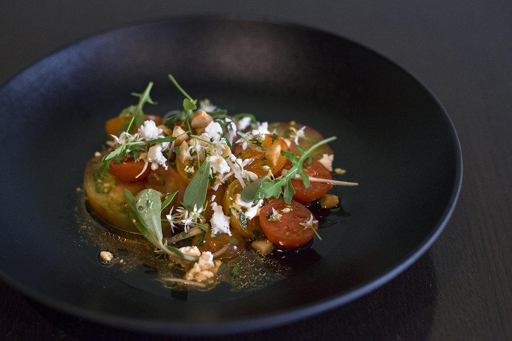 Harvest Heirloom Tomato Salad 1, Jenn Smulo_web.jpg