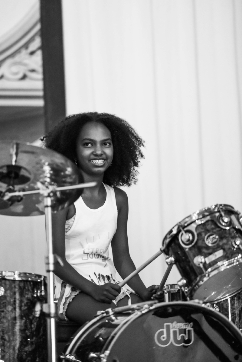 Private Lessons - Girls Rock offers private lessons in Drums, Guitar, Bass, Vocals, Piano and Ukulele. Both 30 minute and 60 minute lessons are available. Click below. You will be prompted to note your preferred lesson times during registration. Once your registration has been completed, it will be placed in a queue; a Girls Rock SB staff member will be in touch to confirm your lesson day, time, and instructor as soon as it has been reviewed. For Girls ages 4-18.30 minutes: $250 per 10 week session | Scholarships Available60 minutes: $500 per 10 week session| Scholarships Available