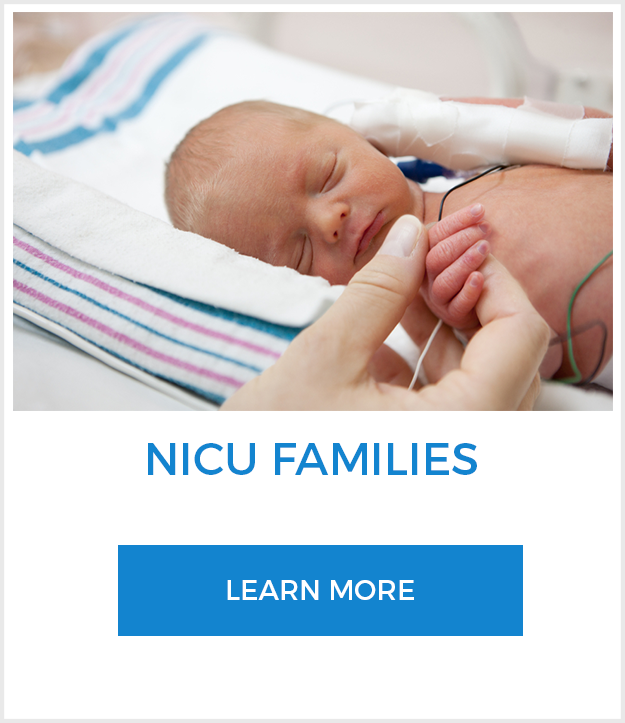 NICU Families Can Start a Rally Learn More