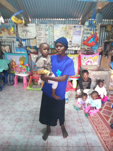 Kenya Teen Mother Training & Infant Care Program