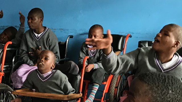 KENYA: ASSISTING ABANDONED, SPECIAL NEEDS CHILDREN