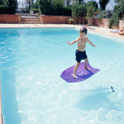 As with life, balance is key when it comes to pool pH levels.