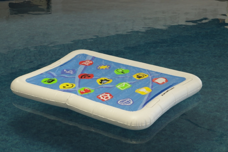 Cellphone float, teenager pool toys, fun pool toys