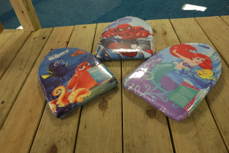 Dory pool toy, Finding Nemo Pool Toy, Little Mermaid Pool Toy, Spiderman Pool Toy