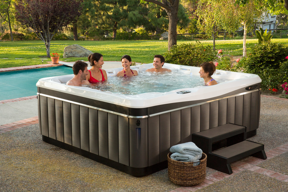 Caldera Cantabria Hot Tub