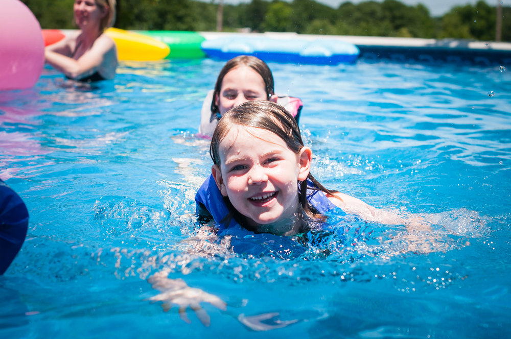 The Installation Process - The installation of an above ground pool can generally be completed by an experienced pool installation crew in about 4-6 hours.