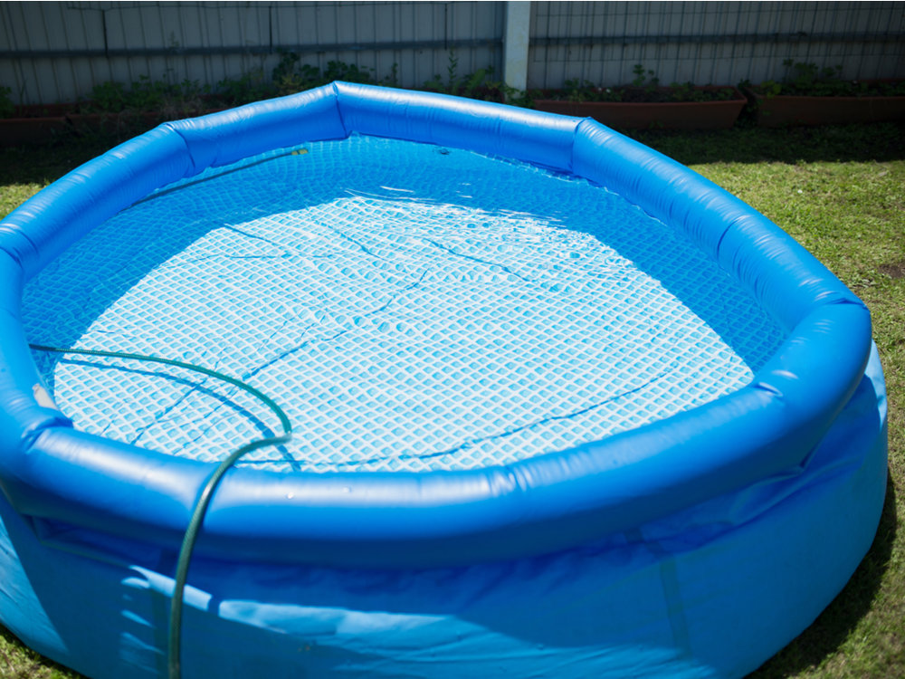 Inflatable or Big Box Pool