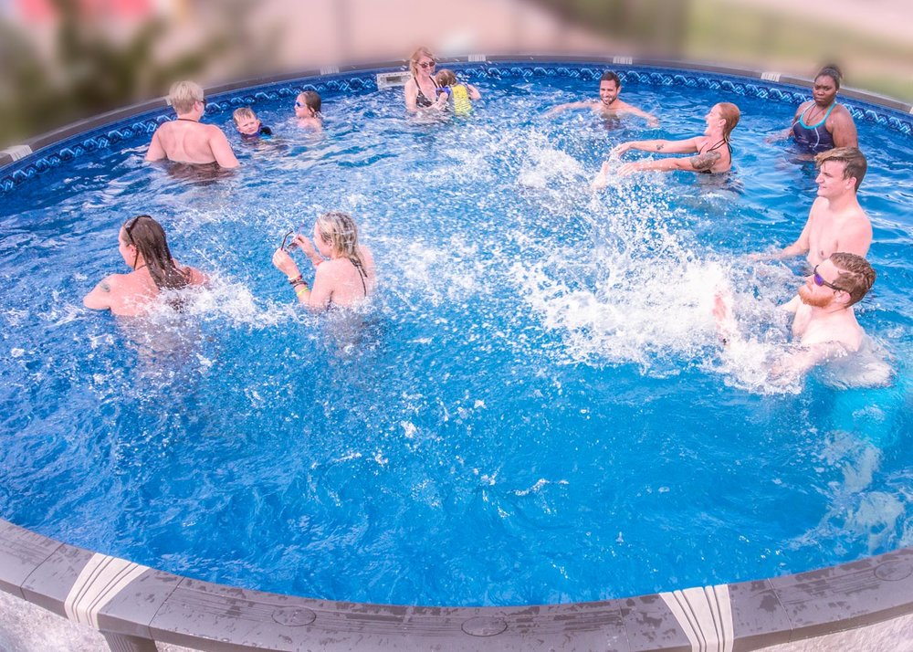 Schedule Your In-Home Consultation - Want to talk with a pool expert about the right pool for you? Let's chat soon!