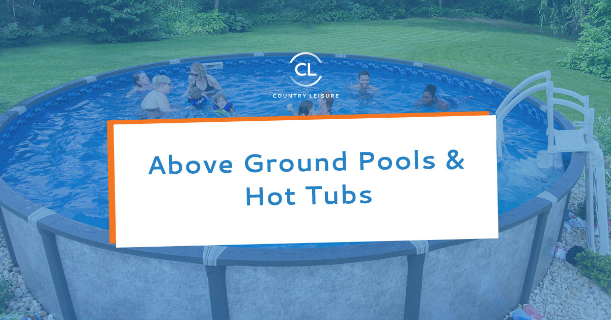 Above Ground Pools And Hot Tubs Moore Ok