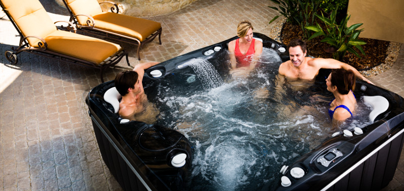 What is the Right Hot Tub Size?