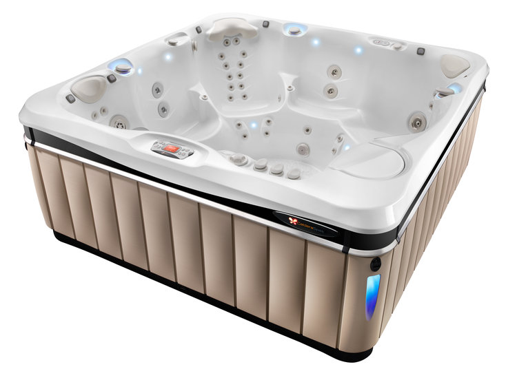 Geneva Hot Tub