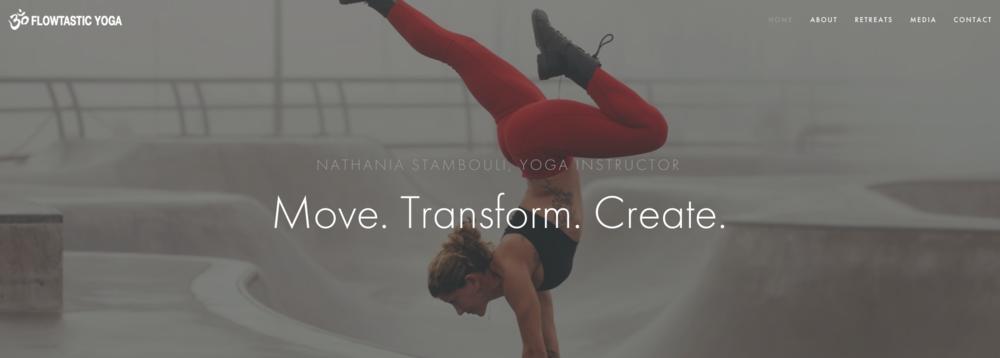 Flowtastic Yoga