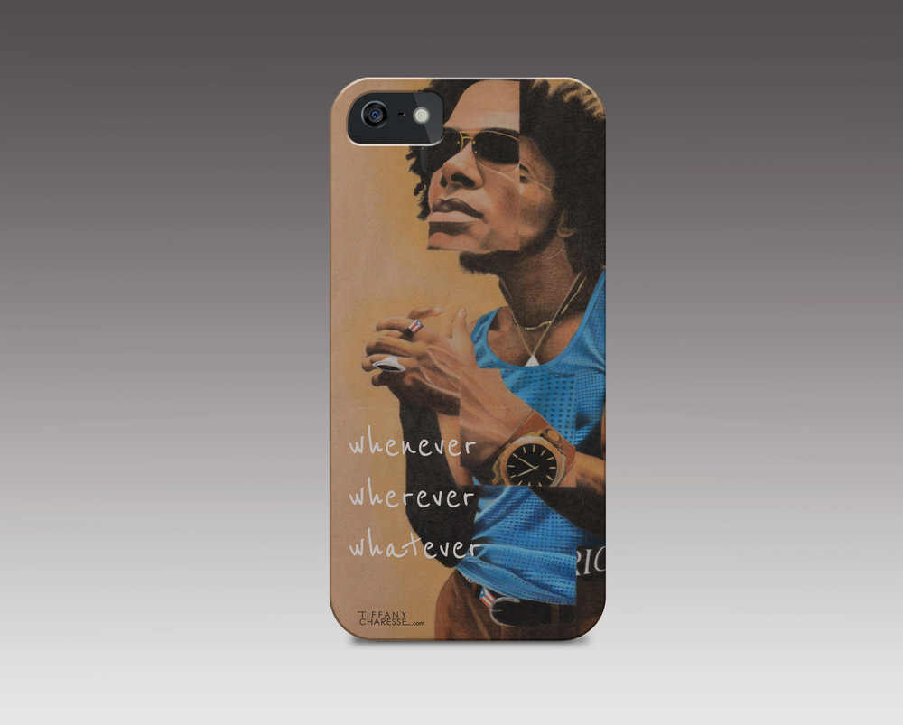 TIMELESS TALENTS - Maxwell iPhone Case