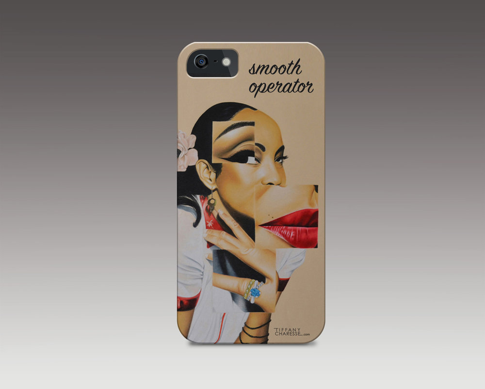 TIMELESS TALENTS - Sade iPhone Case