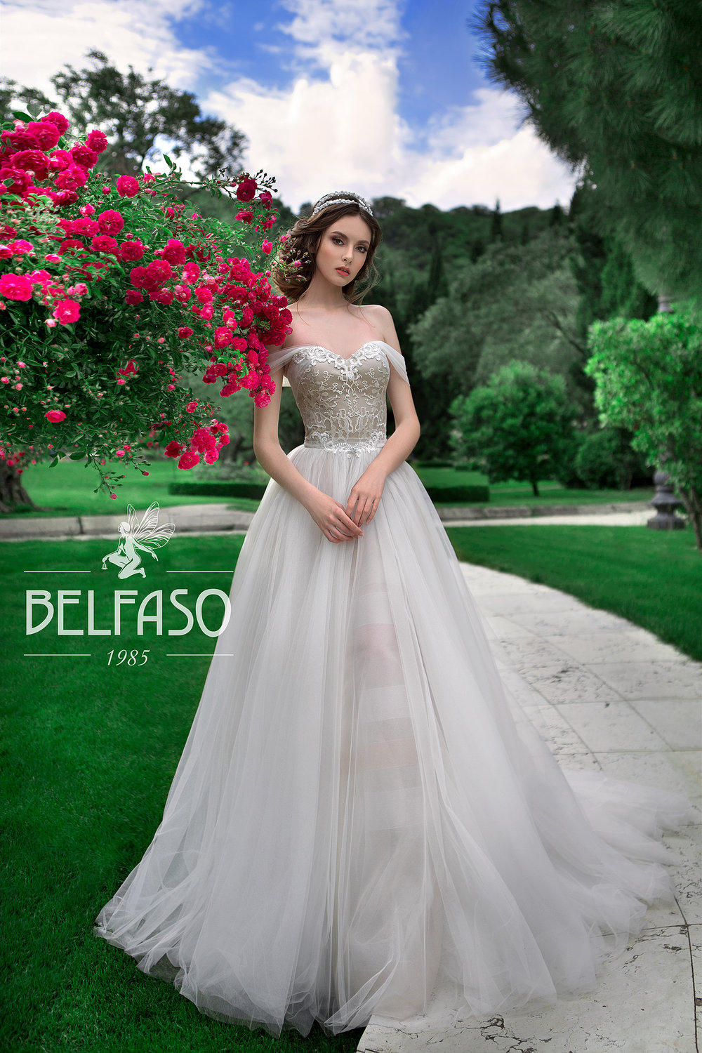 AMELIA Dress By BELFASO