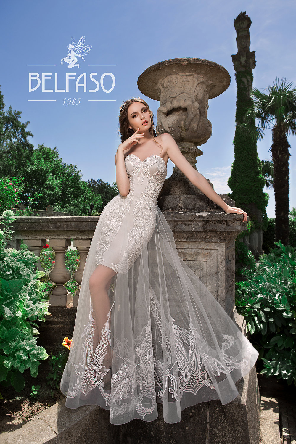 LOVELY Dress By BELFASO