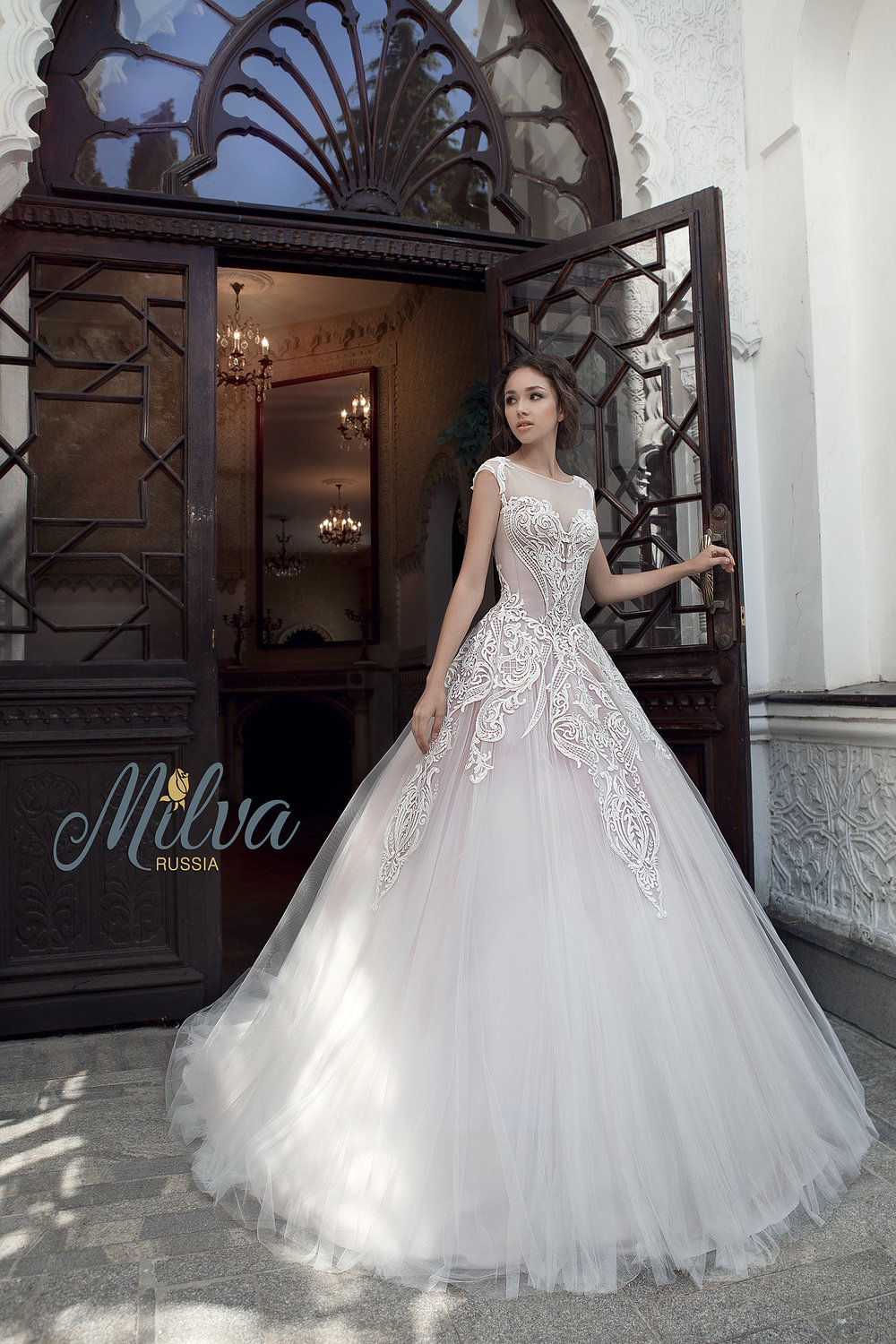 ZAHARA dress By MILVA