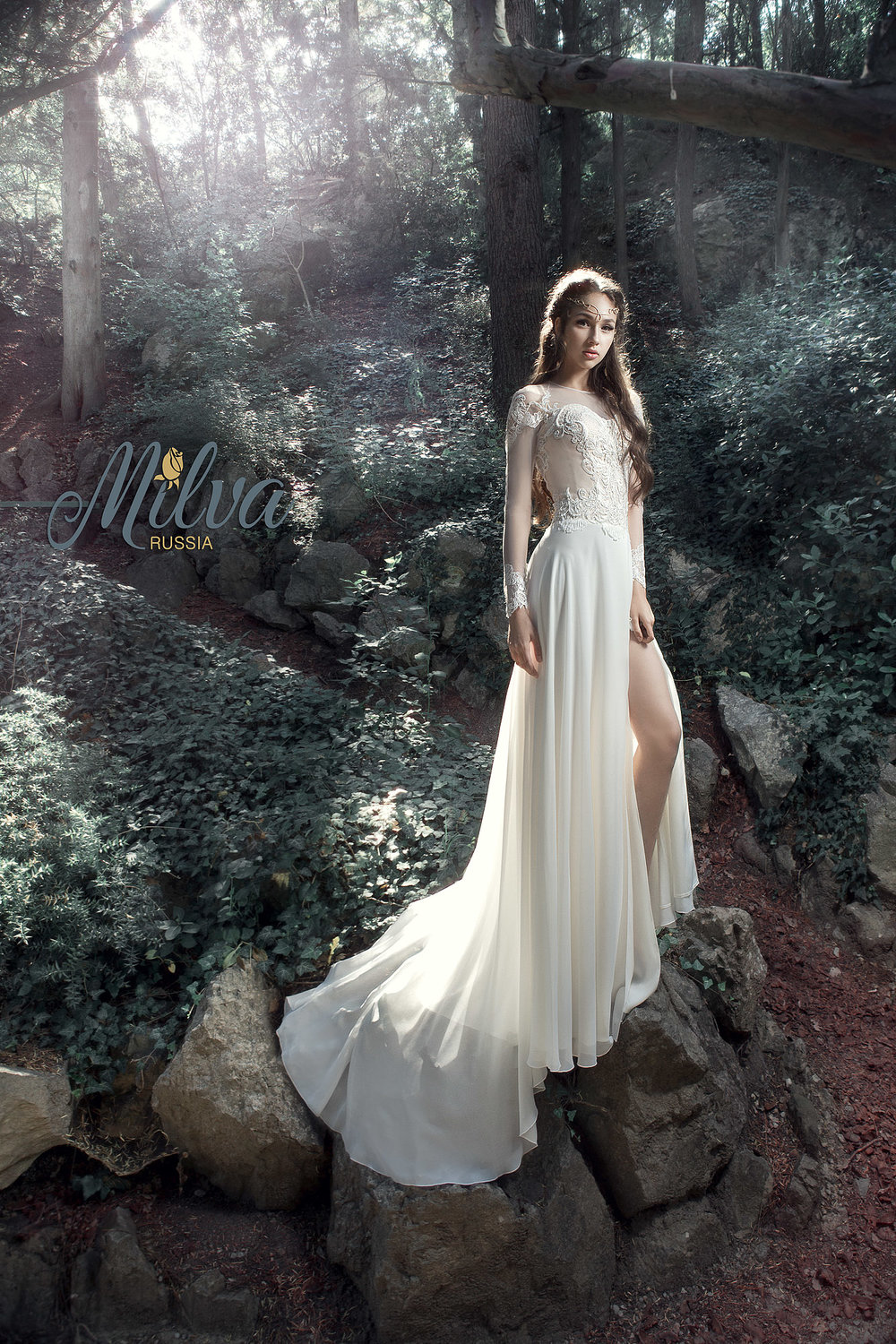 TOULOUSE Dress by MILVA