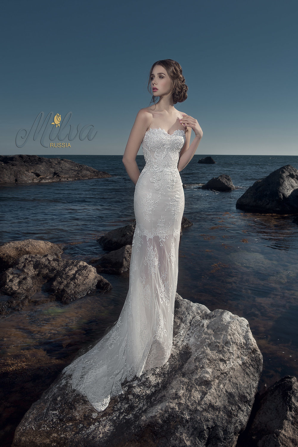 PALAU Dress  By MILVA
