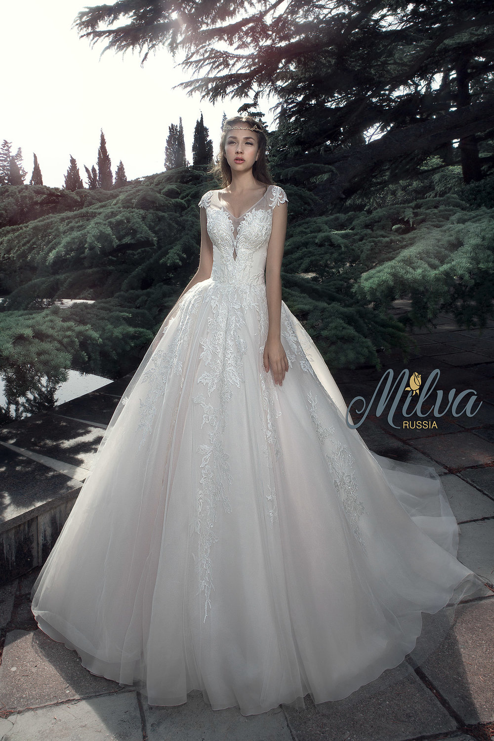 FLAVIA Dress  By MILVA