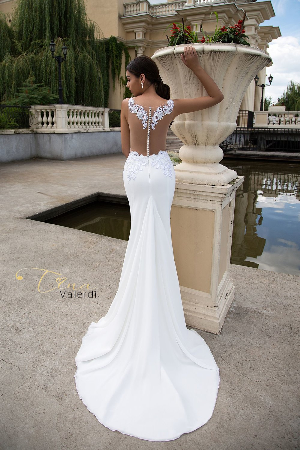 MILANA DRESS BY TINA VALERDI