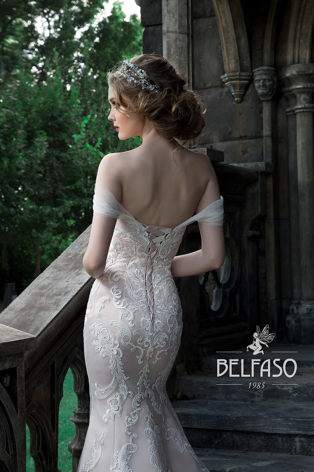 ISABELLE Dress By BELFASO