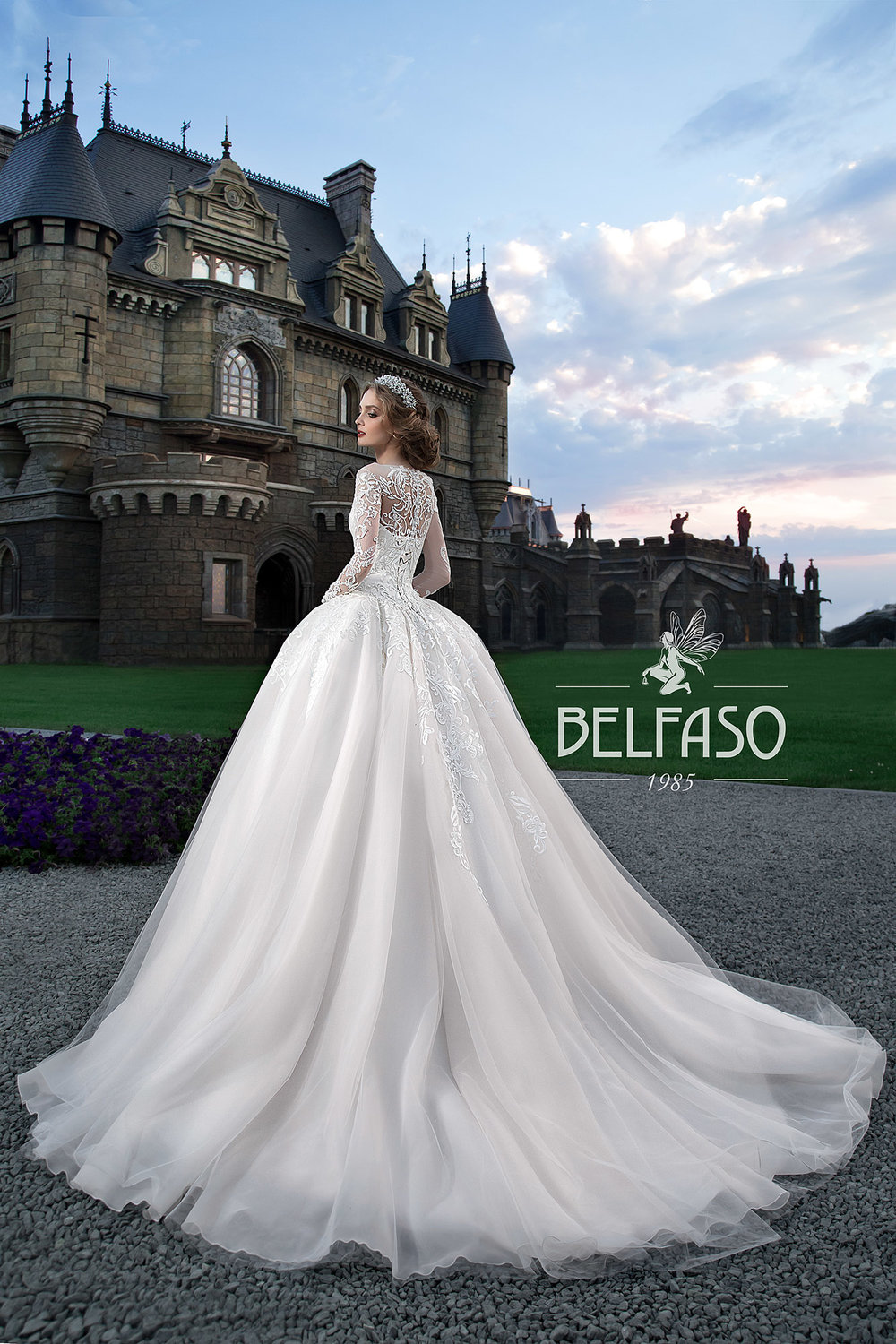 JOLIANNA Dress By BELFASO