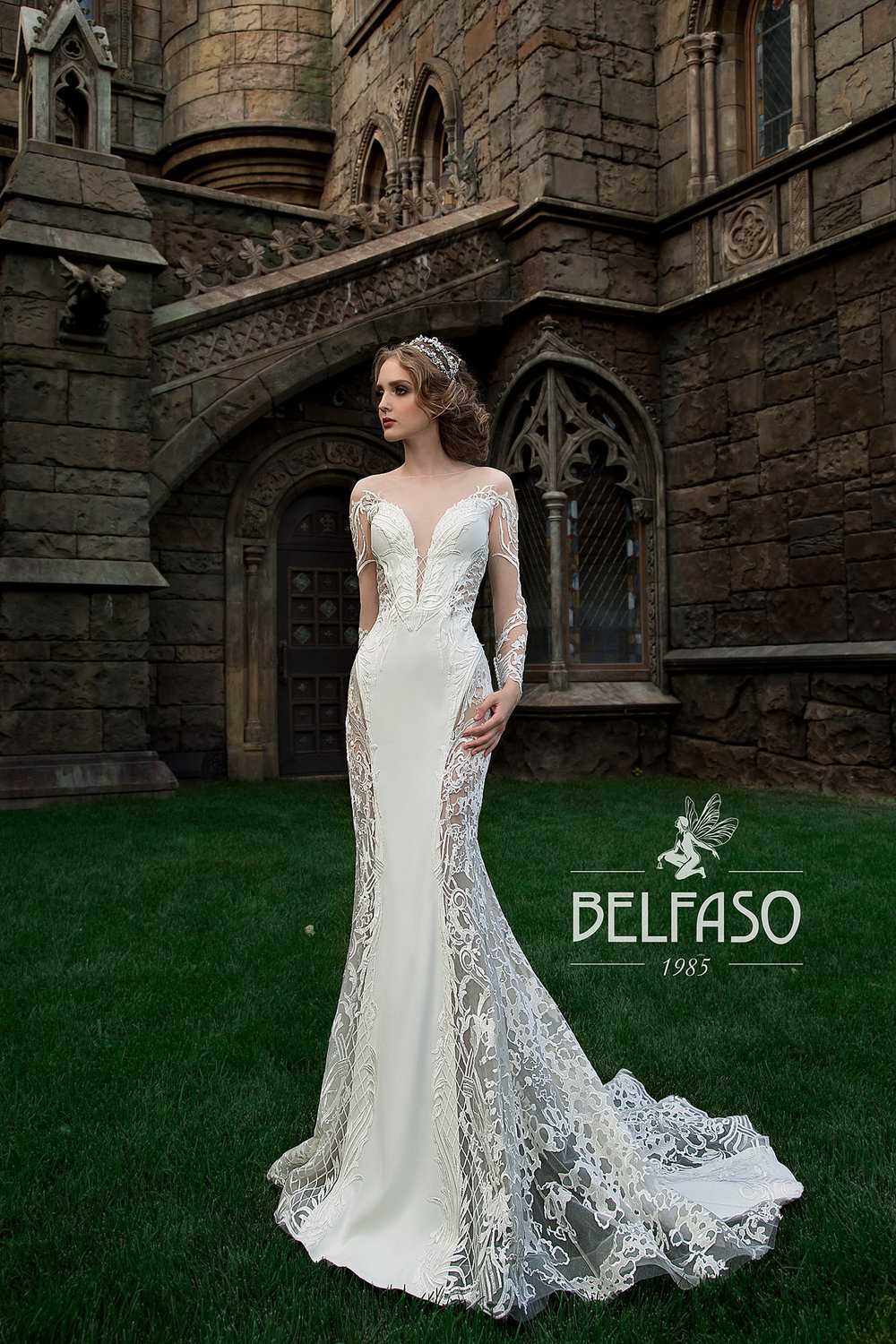 MERAYIA Dress By BELFASO