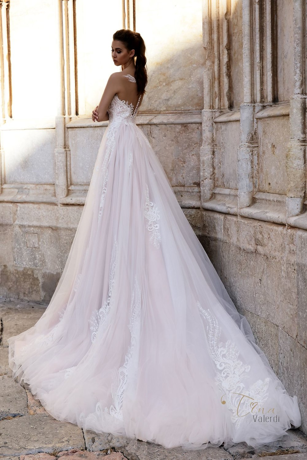 ELISA Wedding Dress by TINA VALERDI