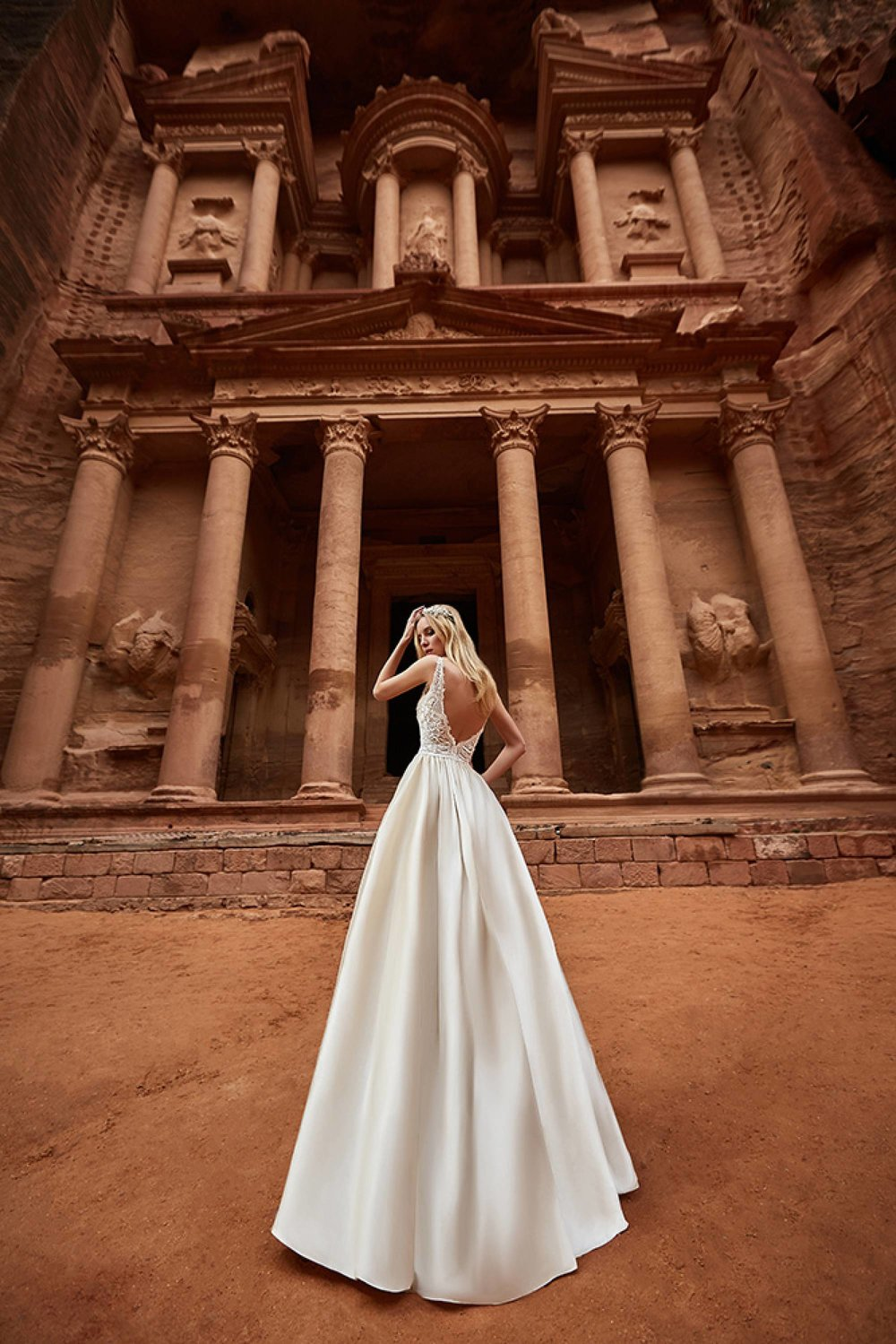 JORDANIA Wedding Dress By OKSANA MUKHA