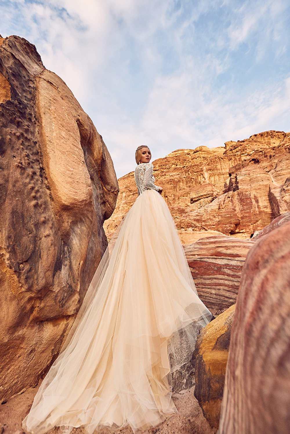KHALISSA Wedding Dress By OKSANA MUKHA