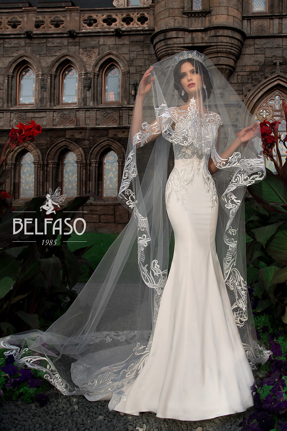 DANIA Dress by BELFASO