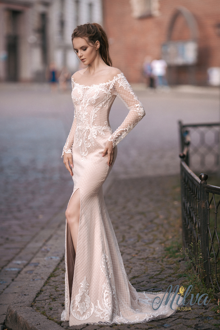 HANNA wedding dress by MILVA