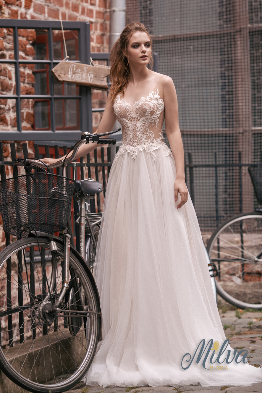 MIRTA wedding dress by MILVA