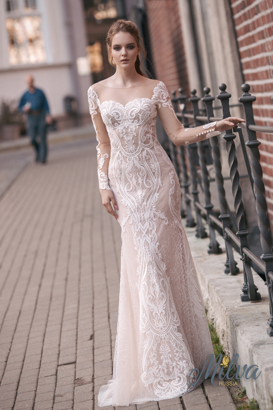 FORTALISA WEDDING DRESS BY MILVA