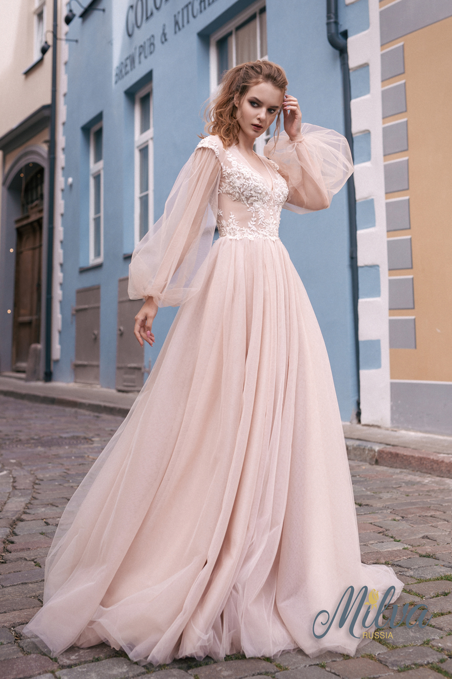 VILLINA wedding dress by MILVA