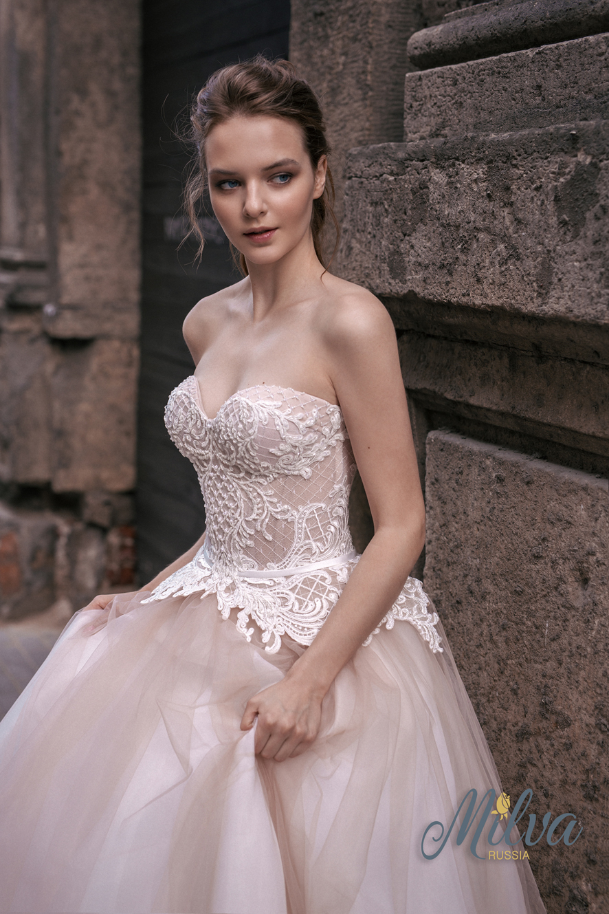 DORIDA wedding dress by MILVA