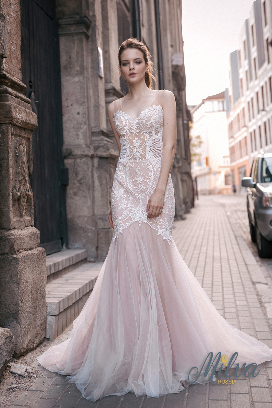 GALATEYA wedding dress by MILVA