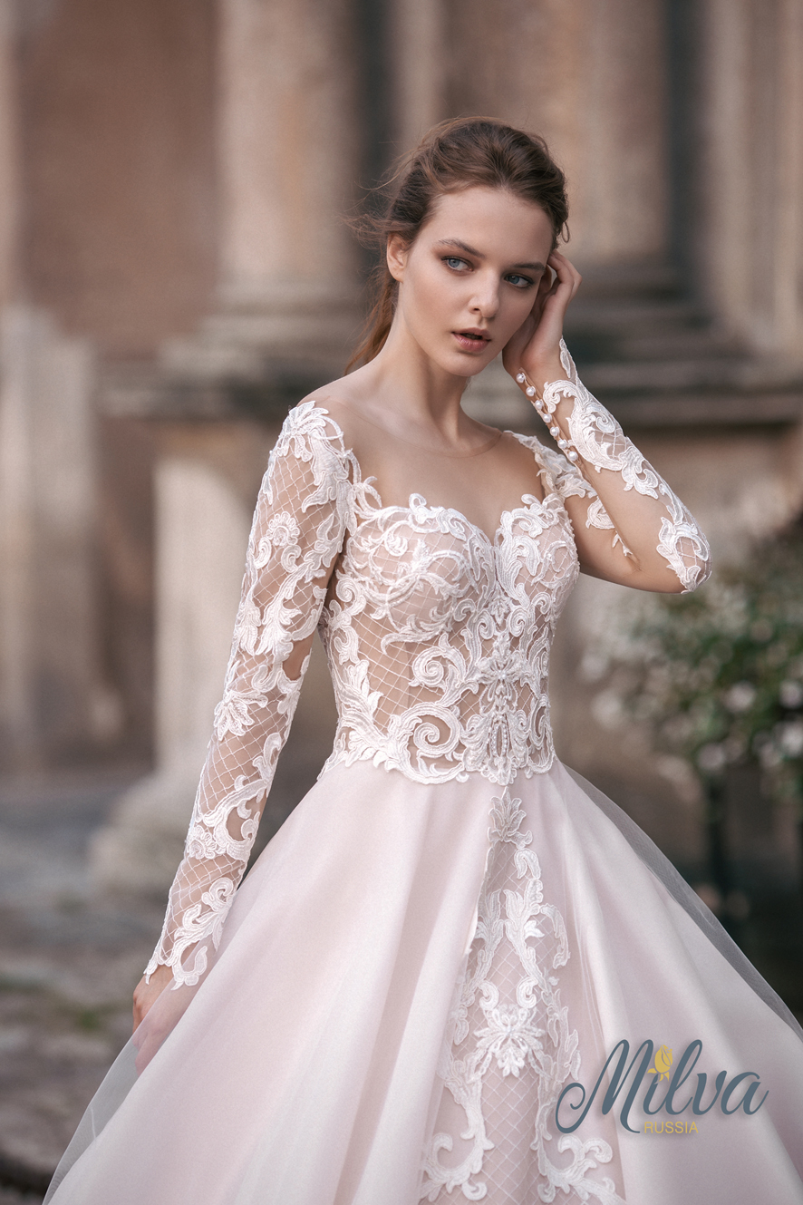 EURYDICE wedding dress by MILVA