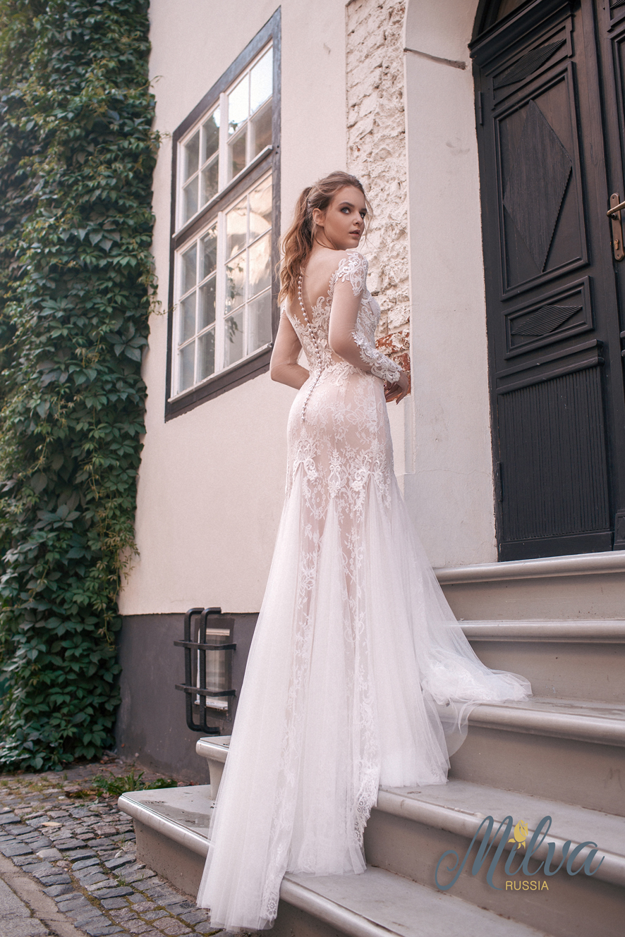 ESMARALDA wedding dress by MILVA