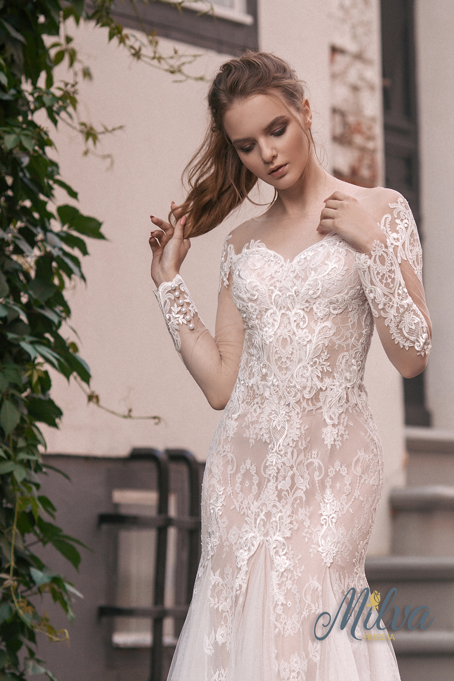 ESMERALDA wedding dress by MILVA