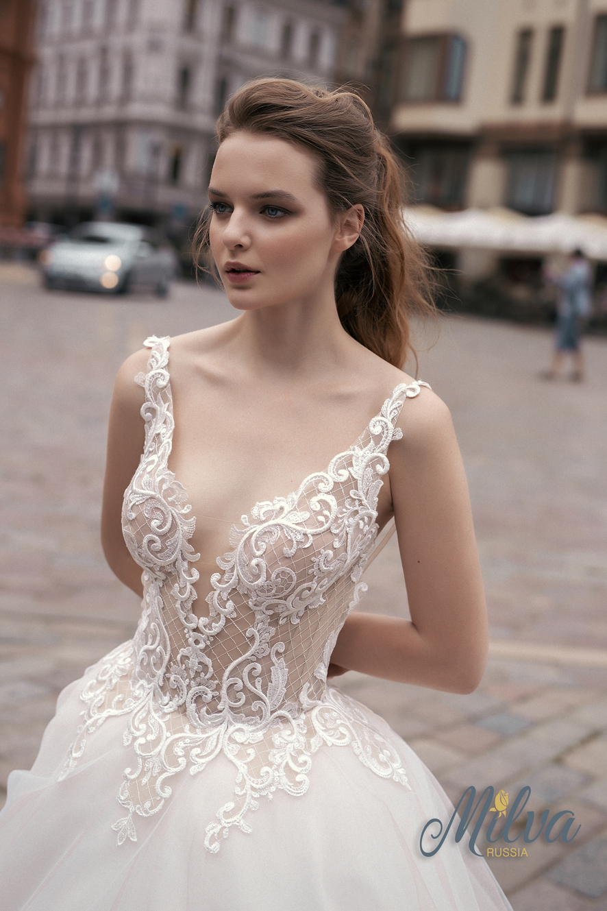 TEILA wedding dress by MILVA