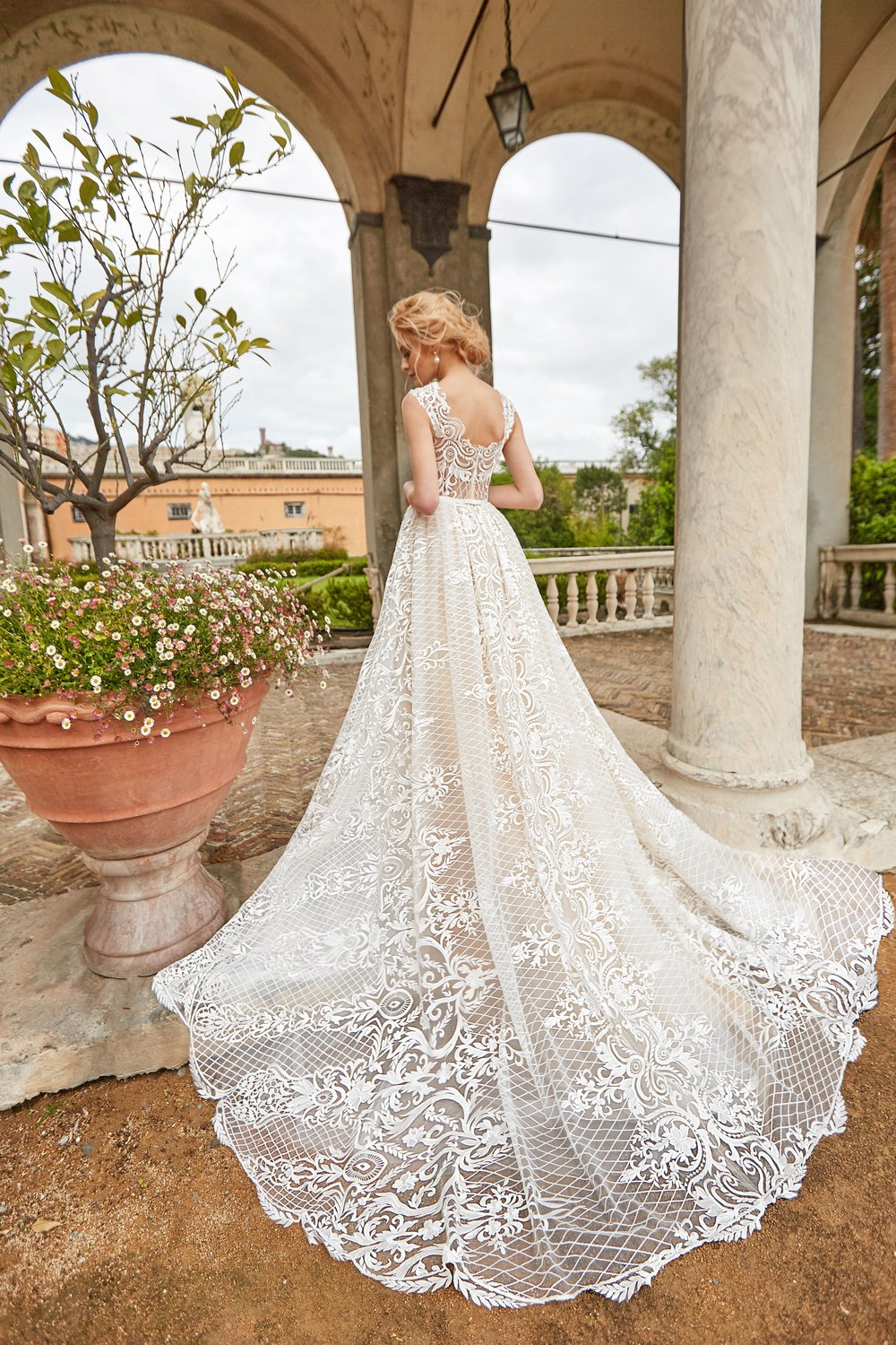 MARITA wedding dress by OKSANA MUKHA